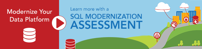 SQL Modernization Assessment Ad