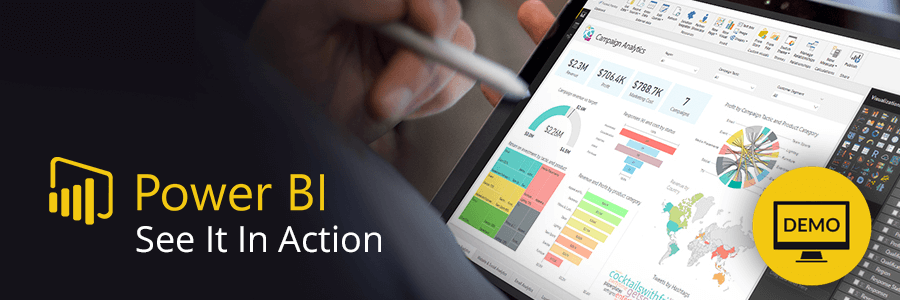 Microsoft Power BI: See It In Action
