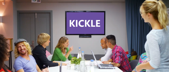Kickle - Economic, Simple, and Flexible Skype for Business video conferencing