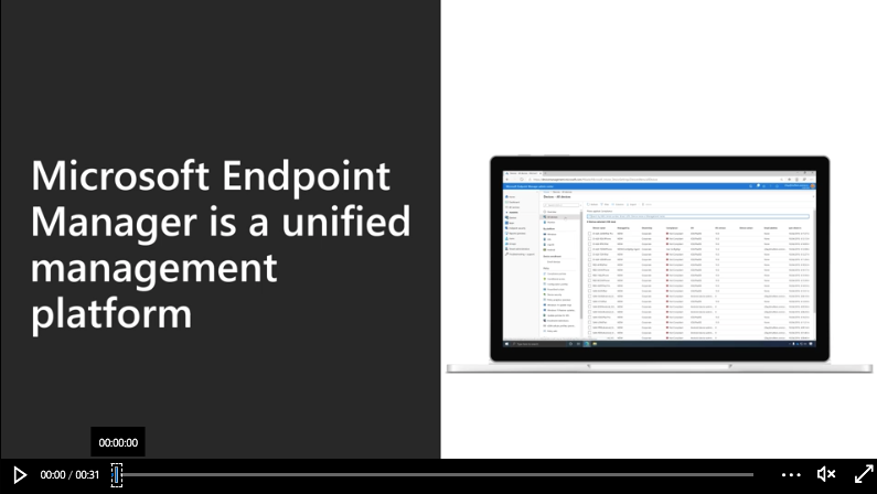 microsoft Endpoint manager mecm