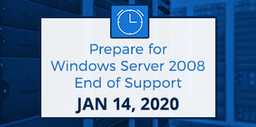Windows Server 2008 End-of-Life Support