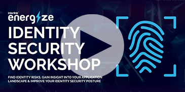 Identity Security Workshop