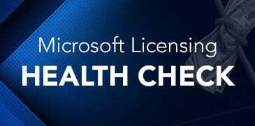 Microsoft Licensing Health Check