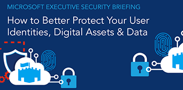 Microsoft Executive Security Briefing Webinar