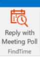 replay findtime meeting poll
